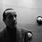 Enzo Cucchi, 1991 photographe Georges Poncet