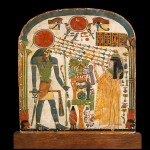 La stèle de Taperet, Reoharti