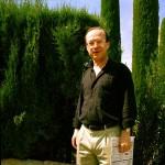 Daniel Templon, 1990 photographe Georges Poncet