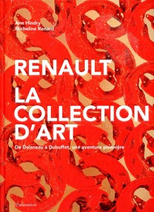 Renault, la collection d'art