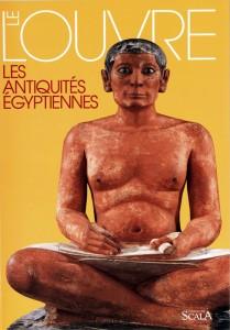 Les antiquités égyptiennes, Musée du Louvre